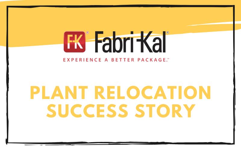 PLANT RELOCATION SUCCESS STORIES